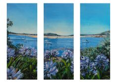 Isles of Scilly Triptych